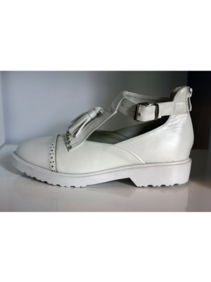 witte boots laarzen